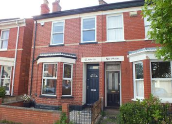 Thumbnail 3 bed semi-detached house to rent in Alstone Avenue, Cheltenham