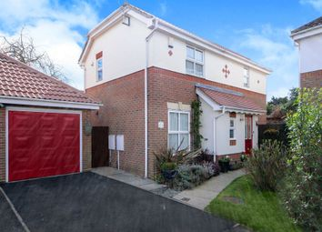 Thumbnail 3 bed detached house for sale in Old School Field, Springfield, Chelmsford