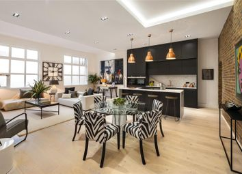 Thumbnail 2 bed flat for sale in Mandeville Courtyard, Warriner Gardens, London