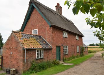Thumbnail 4 bed cottage for sale in Henstead, Beccles