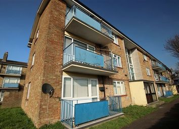 Thumbnail 2 bedroom flat for sale in Rochford Road, Wymering, Portsmouth, Hampshire