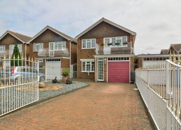 Thumbnail 4 bed detached house for sale in Reculver Drive, Herne Bay
