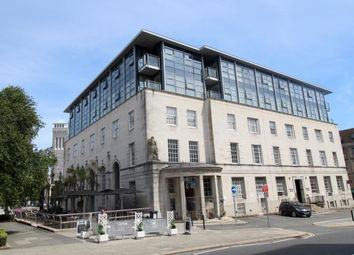Thumbnail 2 bed flat for sale in Princess Street, Plymouth