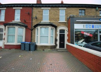 Thumbnail 3 bed terraced house to rent in Devonshire Road, Blackpool