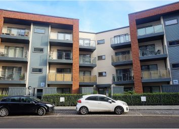 Thumbnail 2 bed flat for sale in John Thornycroft Road, Southampton
