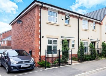 Thumbnail 3 bed terraced house for sale in Silver Birch Road, Manchester