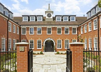 Thumbnail 2 bed flat for sale in Park Gate Court, High Street, Hampton Hill, Hampton