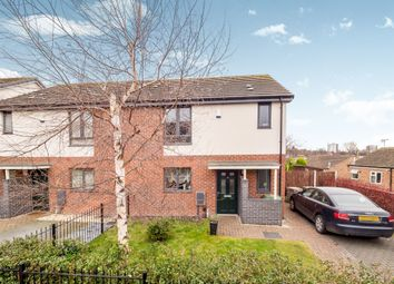 Thumbnail 3 bed semi-detached house for sale in Blake Close, Nottingham