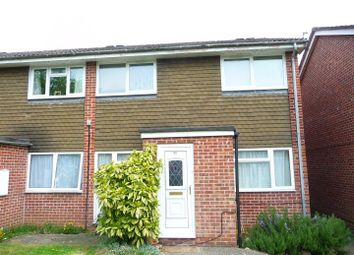 Thumbnail 2 bed maisonette for sale in Redfield Court, Newbury