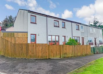 Thumbnail 3 bed end terrace house for sale in Murray Road, Smithton, Inverness