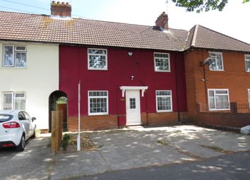 3 bed terraced house for sale in Nacton Road, Ipswich IP3