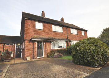 Thumbnail 3 bed semi-detached house for sale in Yew Tree Drive, Guildford