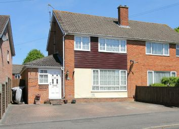 Thumbnail 3 bed semi-detached house for sale in Colenzo Drive, Andover