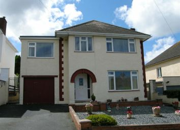 Thumbnail 4 bed detached house for sale in Heol Dewi, Fishguard