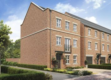 "Thumbnail 5 bed detached house for sale in ""Bucklebury"" at Racecourse Road, Newbury"