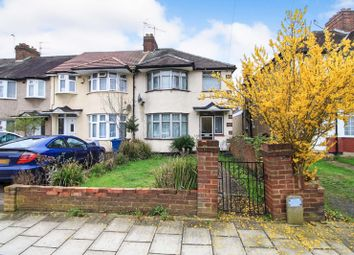Thumbnail 3 bed end terrace house for sale in Southdown Crescent, South Harrow, Harrow
