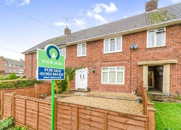 Thumbnail 3 bed terraced house for sale in Trussell Close, Winchester