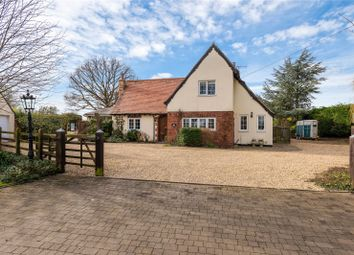 Thumbnail 4 bed detached house for sale in Hatch Common, Hatch, Sandy, Bedfordshire
