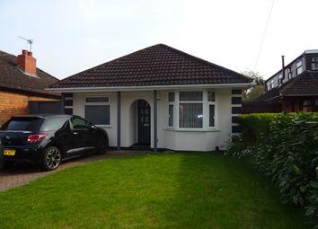 3 bed detached bungalow for sale in Horse Shoes Lane, Sheldon, Birmingham B26