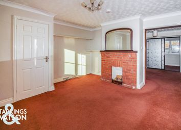 Thumbnail 3 bed detached house for sale in Catfield Court, Back Lane, Catfield.