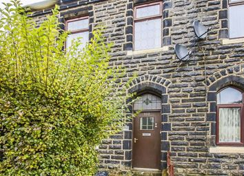 Thumbnail 4 bed terraced house for sale in Bacup Road, Waterfoot, Lancashire