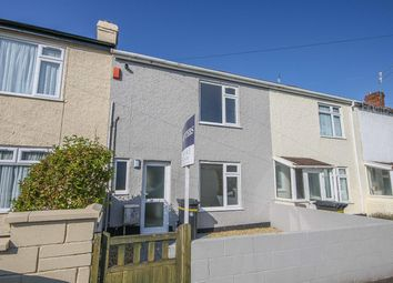 Thumbnail 2 bed terraced house for sale in Swiss Road, Ashton Vale, Bristol
