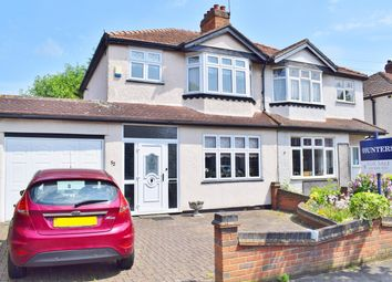 Thumbnail 3 bed semi-detached house for sale in Ashcroft Avenue, Sidcup, Kent