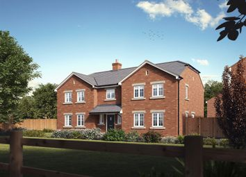 "Thumbnail 4 bed detached house for sale in ""The Bond "" at Ashford Hill Road, Ashford Hill, Thatcham"