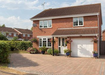 Thumbnail 4 bed detached house for sale in Matley Gardens, Totton, Southampton