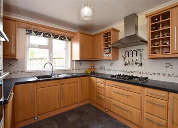 Thumbnail 3 bed semi-detached house for sale in Harvard Close, Lewes, East Sussex