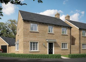 Thumbnail 4 bed detached house for sale in Burford Road, The Cam, Burford Road, Chipping Norton