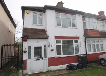 Thumbnail 3 bed end terrace house for sale in Harrington Road, London