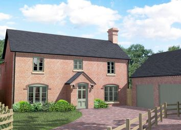 Thumbnail 4 bed detached house for sale in Farm Lane Development, Horsehay, Telford, Shropshire