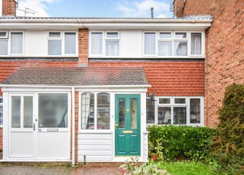 3 bed terraced house for sale in Cannon Leys, Galleywood, Chelmsford CM2