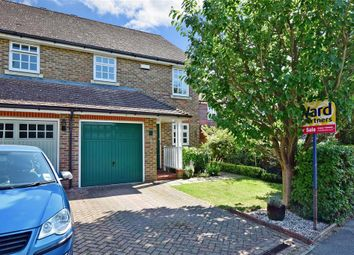 Thumbnail 3 bedroom semi-detached house for sale in Cutbush Close, Harrietsham, Maidstone, Kent