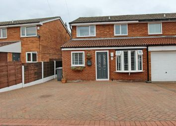 Thumbnail End terrace house for sale in Ripon Close, Radcliffe, Manchester