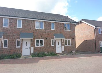 Thumbnail 2 bed end terrace house for sale in Daffodil Avenue, Minster On Sea, Sheerness