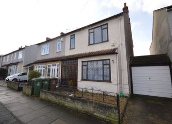Thumbnail 3 bed semi-detached house for sale in Palmeira Road, Bexleyheath