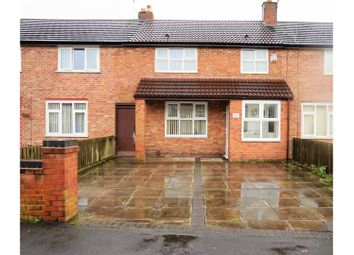 Thumbnail 3 bed terraced house for sale in Mccormack Avenue, St. Helens
