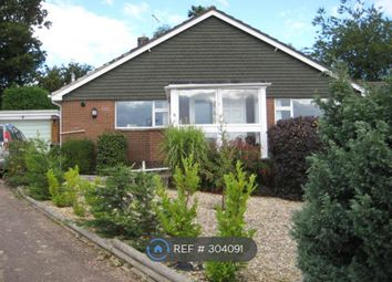 Thumbnail 3 bedroom bungalow to rent in Kennaway Road, Ottery St Mary