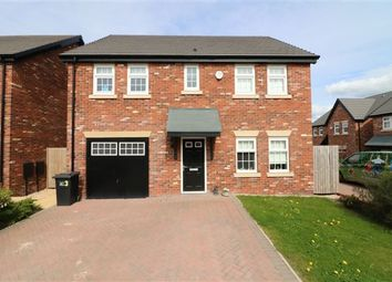 Thumbnail 5 bed detached house for sale in Meadow Lane, Carlisle