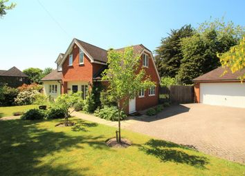 Thumbnail 4 bed detached house for sale in Bunces Lane, Burghfield Common