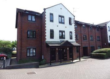 Thumbnail 2 bed flat for sale in Gallivan Close, Little Stoke, Bristol