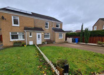Thumbnail 2 bed semi-detached house to rent in Douglas Drive, East Kilbride, South Lanarkshire