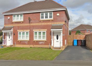 Thumbnail 3 bed semi-detached house to rent in Redwood Way, Kirkby, Liverpool