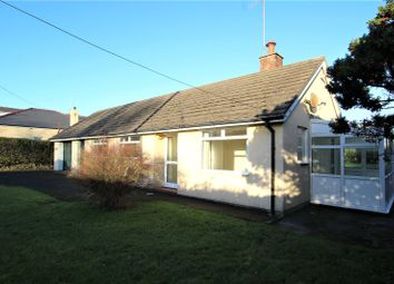 Thumbnail 3 bed detached bungalow for sale in Delacres, Bootle Station, Millom, Cumbria
