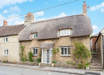 Thumbnail 3 bed cottage for sale in North Street, Marcham, Abingdon