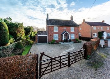 Thumbnail 4 bed detached house for sale in Brickyard Lane, Hundleby, Spilsby