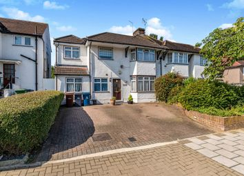 Thumbnail 5 bedroom semi-detached house for sale in Elmwood Avenue, Kenton, Harrow