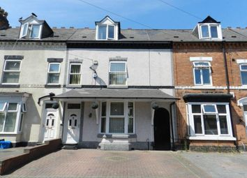 Thumbnail 4 bed terraced house for sale in Victoria Road, Birmingham